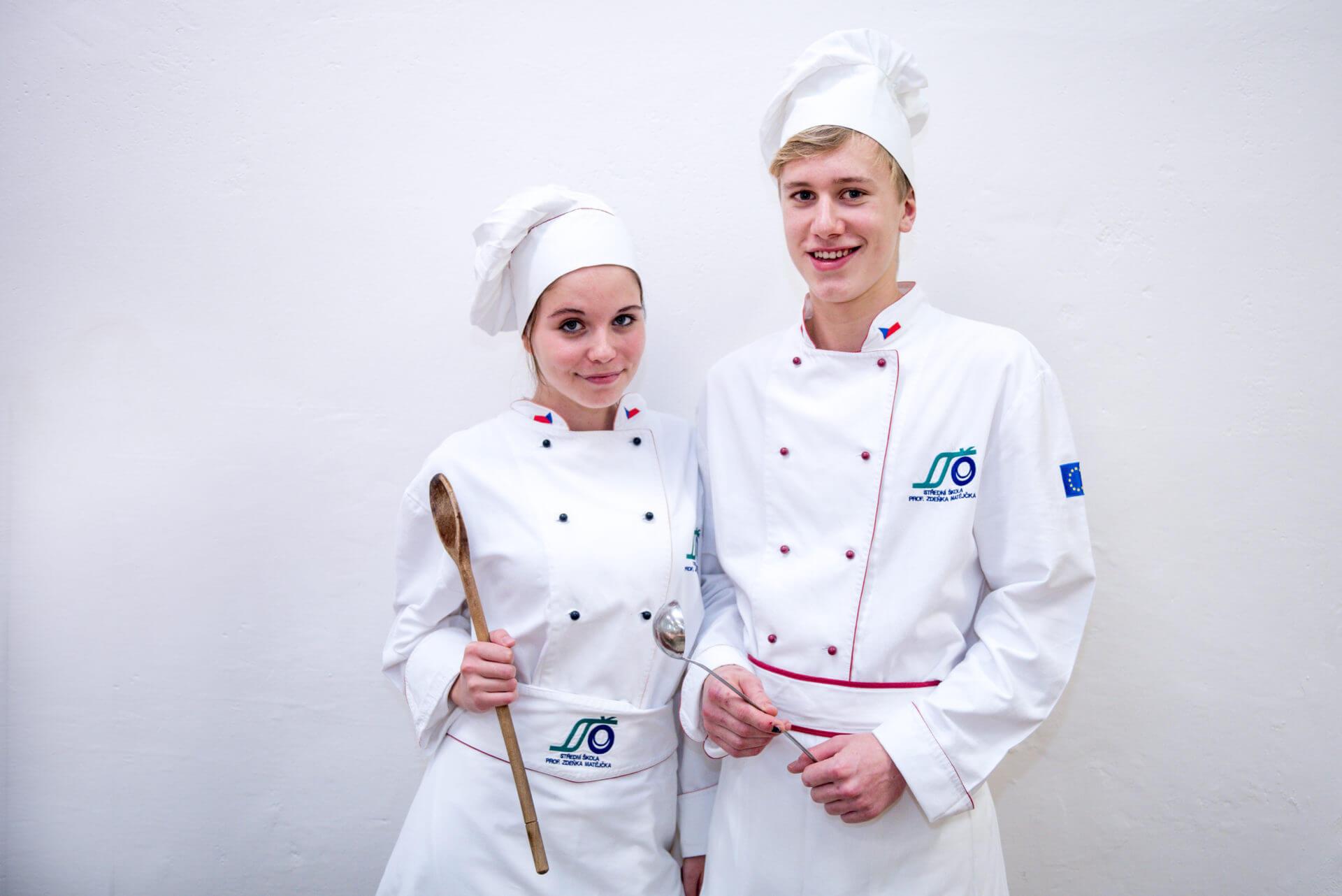 Kuchař - číšník (Kuchař – číšník – příprava jídel)