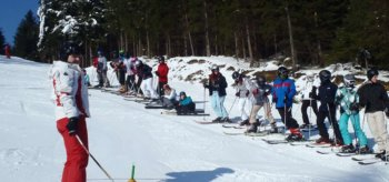 Zimní lyžařský kurz 2019 pro studenty 1. - 3. ročníků