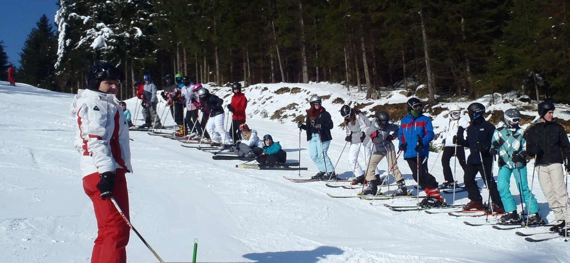 Informace k zimnímu lyžařskému kurzu 2019