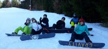 Školní lyžařský kurz Bílá 2020