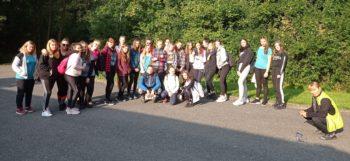 Turisticko – adaptační kurz v Pusté Polomi