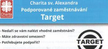 Target - podporované zaměstnávání
