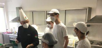 Projektový den pro obor Stravovací a ubytovací služby – Variace salátů
