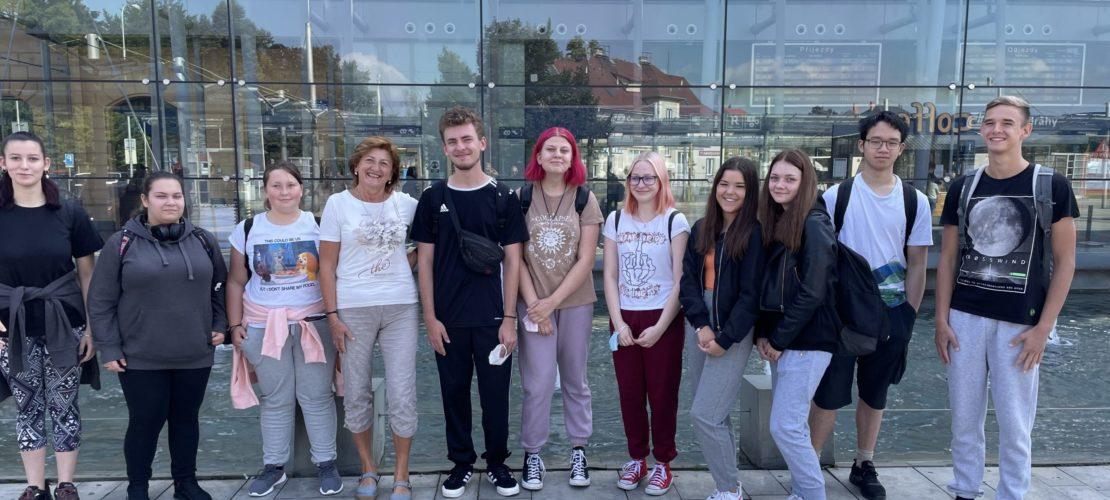 ERASMUS+, Itálie Milano Marittima – odborná stáž žáků